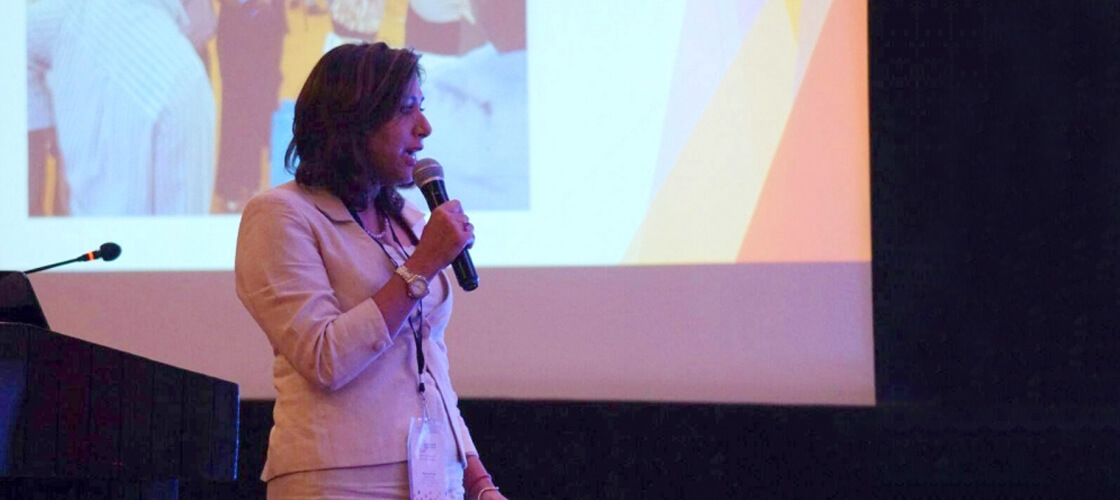 QED Owner and Founder Speaks at the 2016 Impact Conclave