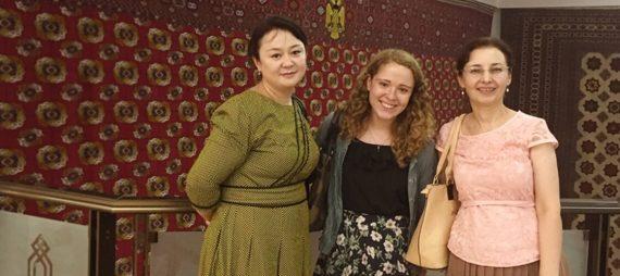 Project Spotlight: USAID/Turkmenistan Governance Support Program