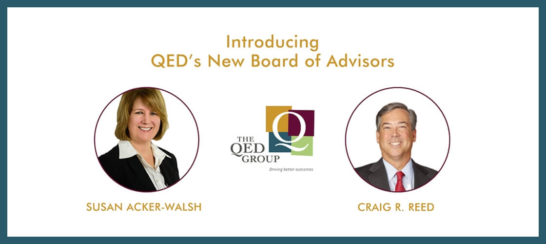Introducing QED's New Board of Advisors