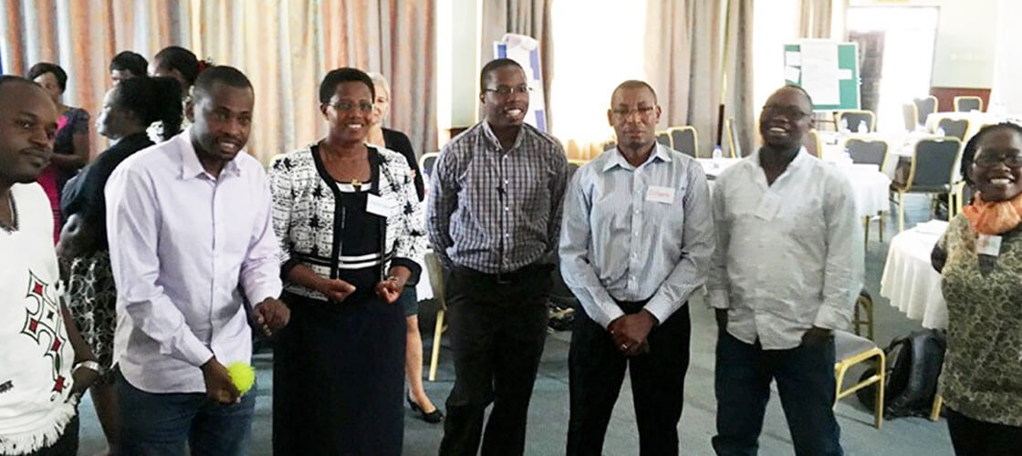 """QED's Entry for 2016 USAID CLA Case Competition Wins Third Place for """"Fan Favorite"""""""