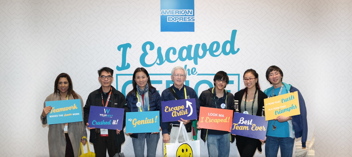 QED Attends The 2017 Consumer Electronics (CES) Show in Las Vegas