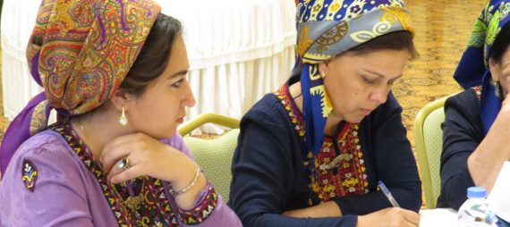 TURKMENISTAN: STEPPING TOWARDS ACHIEVING GENDER EQUALITY