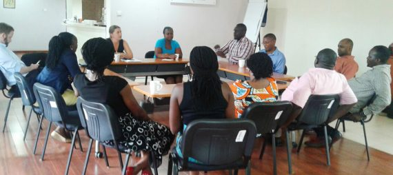THE QED GROUP SUPPORTS INTERNATIONAL FUTURES MODEL TRAINING IN UGANDA