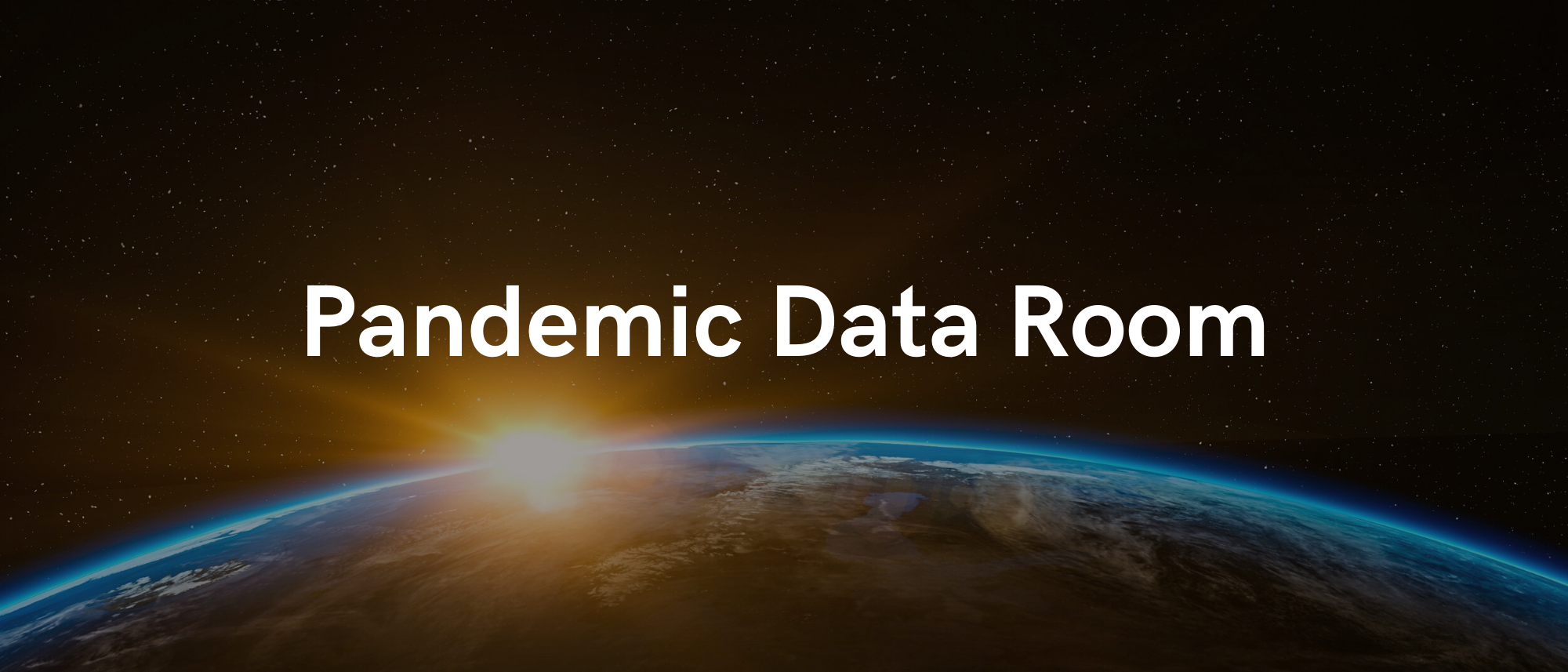 Pandemic Data Room